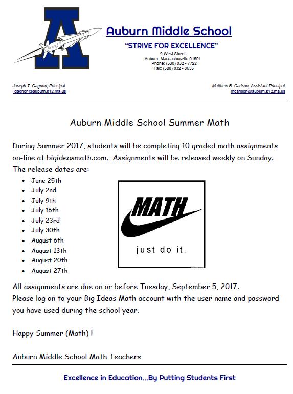 math flyer 1