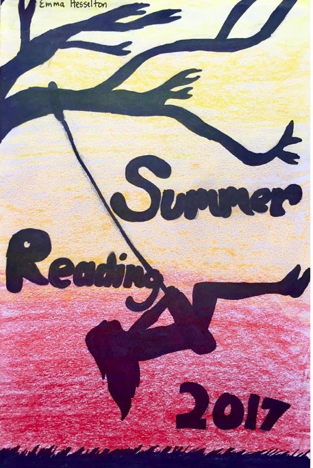 PIcture of Summer reading book